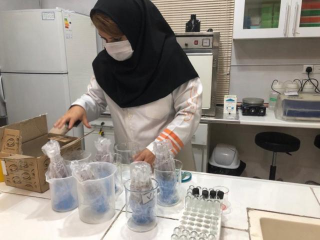 آزمایشگاه واحد تحقیق و توسعه