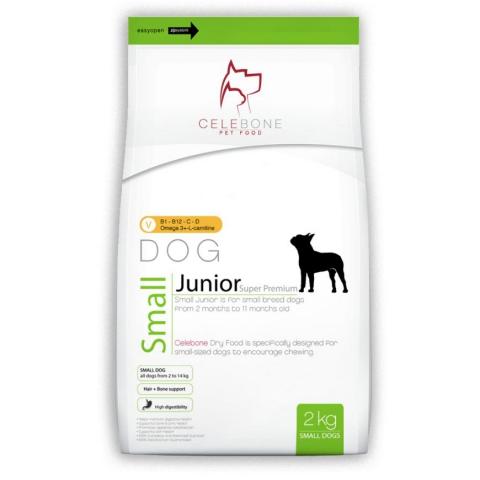 غذای خشک سگ کوچک بالغ سوپر پریمیوم ۲ کیلویی